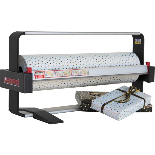 Legro Papierrolhouder 50 Cm.Afroller Aluminium 60cm
