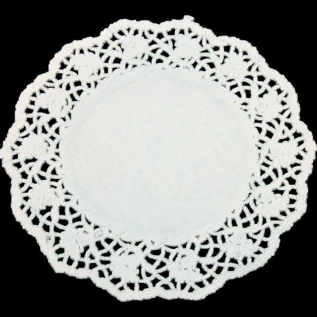 taart rand Depa® Taartrand, Papier, 17cm, rond, wit (650017), Depa® | Eten  taart rand