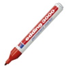 Edding Stift, Type: 3000, Viltstift, rood